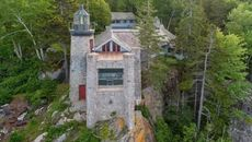 Built in 1937, This Landmark Castle in Maine Is Available for the Very First Time