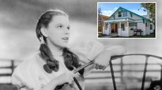 Judy Garland's Childhood Home Is Back on the Market at a Higher Price
