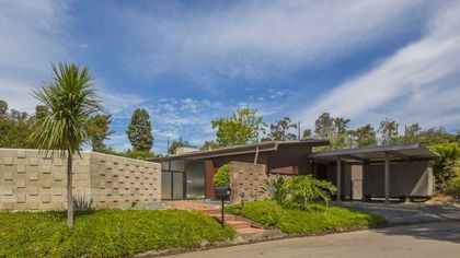 Brentwood Beauty: A. Quincy Jones Home in Mint Condition on Market for First Time