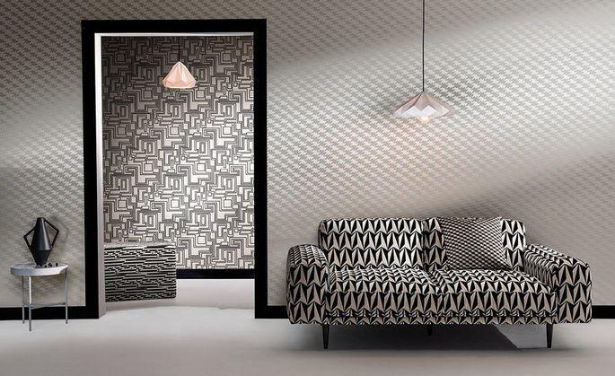 Eley Kishimoto designed this interior withKirkby Design.