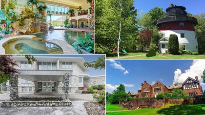 Ahoy, Mateys! A Lighthouse-Inspired Property Tops This Week's Most Popular Homes