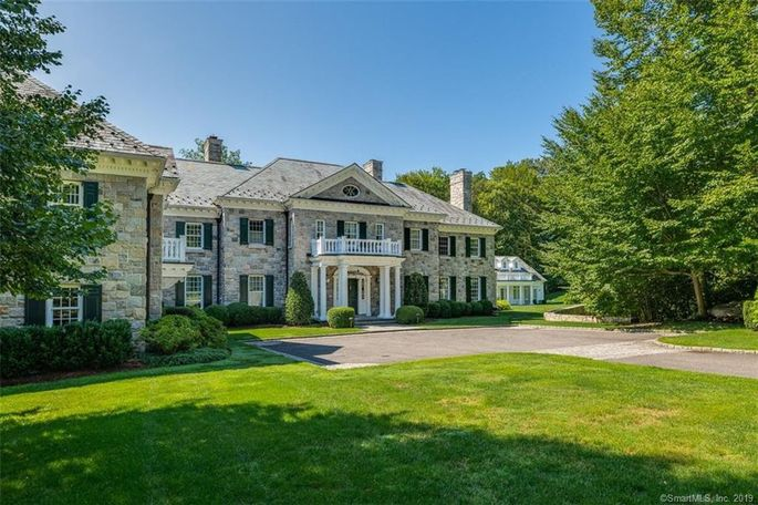 James Kilts' Greenwich, CT, estate