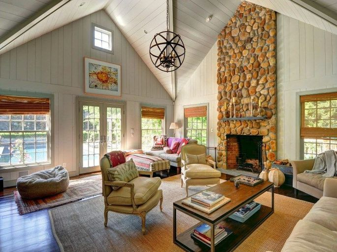 Cozybut spacious family room