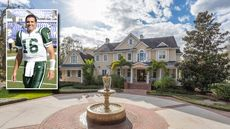 Vinny Testaverde Puts His Lakefront Florida Mansion Up for Auction