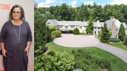 Rosie O'Donnell Lists the Last of Her East Coast Estates