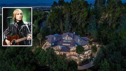 No Longer a Heartbreaker, Tom Petty's Former Encino Home Is Sold Again