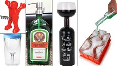 Calling All Party Animals! 9 Crazy New Year's Products for Booze Lovers