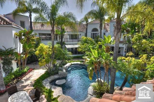 Mike Brown's Home in Anaheim