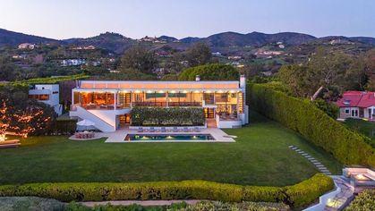 Big Bucks in 'Bu: $125M Malibu Mansion Could Set L.A. County Record