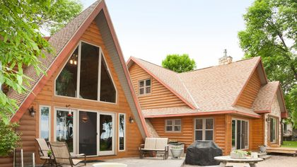 What Is an A-Frame House? An Adorable Home That's Spiked in Popularity