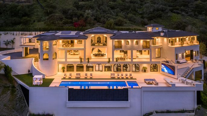 Most expensive listing in Bel Air