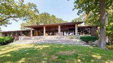 Lakeside Luxury: $3.9M Alabama Estate Is Mid-Century Modern Perfection