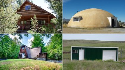 Perturbed by Politics? Here Are 7 Doomsday Digs Perfect for Preppers