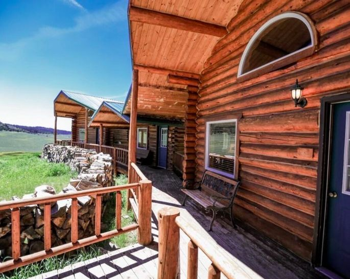 Kanye West's new home: Bighorn Mountain Ranch in Wyoming