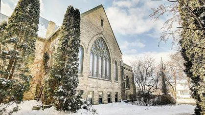 We Pray a Buyer Finally Makes an Offer on This Former Wisconsin Church