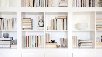 6 Simple Ways to Make Your Bookshelves Beautiful