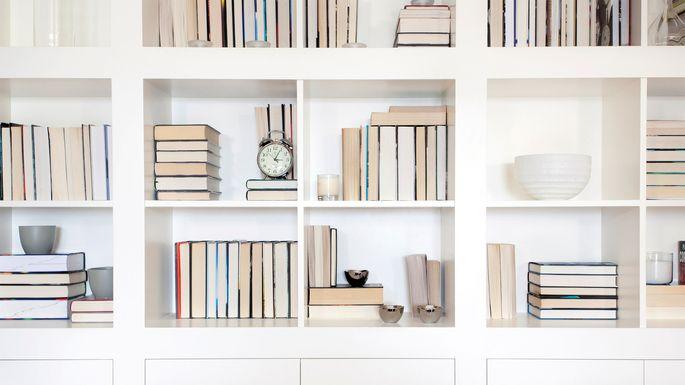 Bookshelf Styling Tips