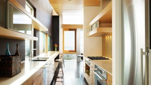 8 Galley Kitchen Ideas You Can Really Cook With