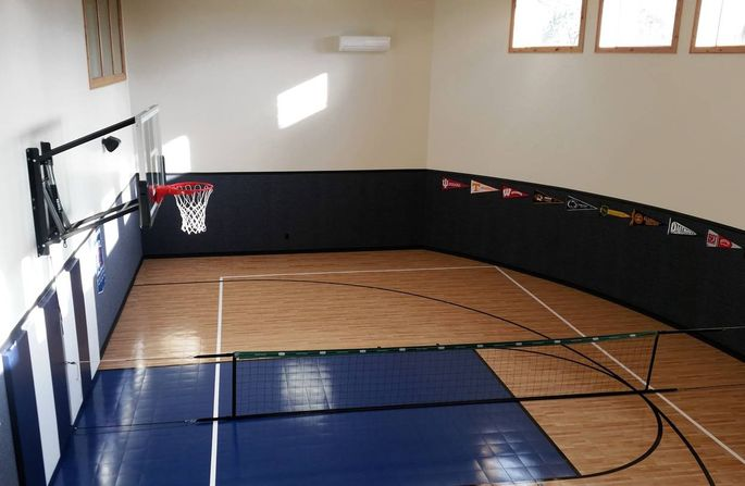 What You Ll Pay For A Basketball Court