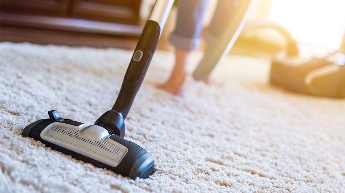 Clean those carpets