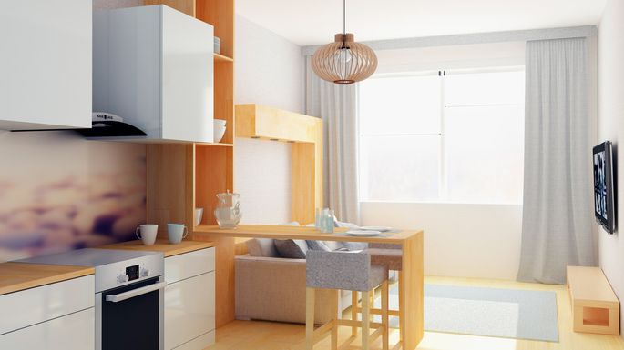 14 Sneaky Staging Tips For Selling A Small Home