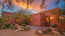 Chic Century-Old Adobe Compound in Arizona Desert Is Listed for $4.7M