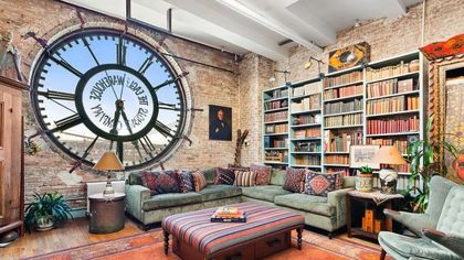Ticktock, This Place Rocks: Brooklyn's Clock Tower Penthouse Is Listed for $2.3M