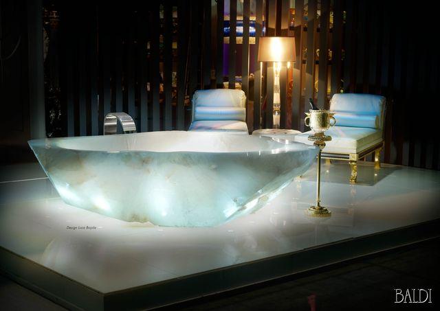 Baldi's insane bathtub.