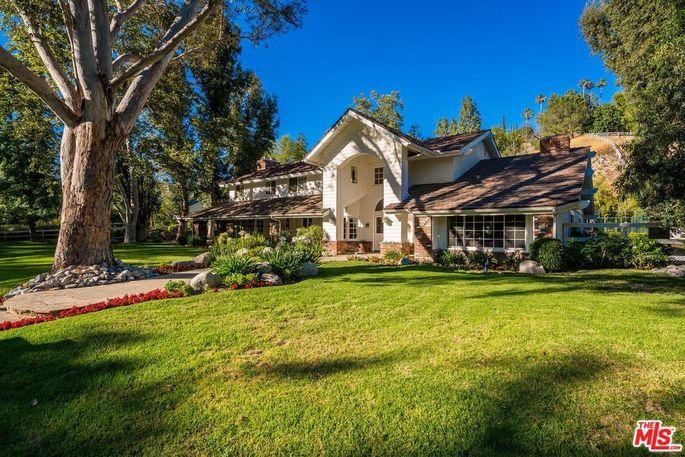 Scott Disick's Hidden Hills home