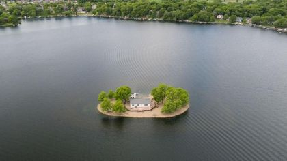 Stranded All Alone on Your Own Private Island … in Minnesota?