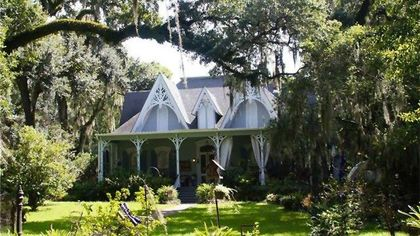 How Does the Ghost Take Her Eggs at This Haunted Bed-and-Breakfast?
