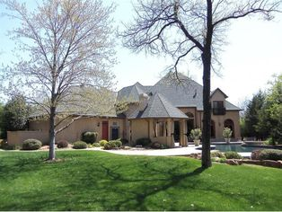 Sooners' Bob Stoops Price-Chops Oklahoma Estate