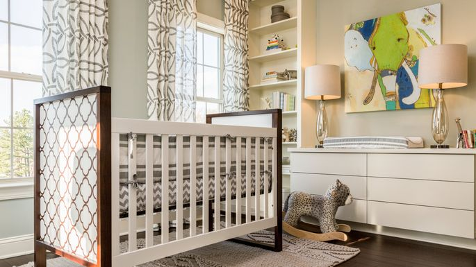 Baby Nursery Trends The Washington Post/Getty Images
