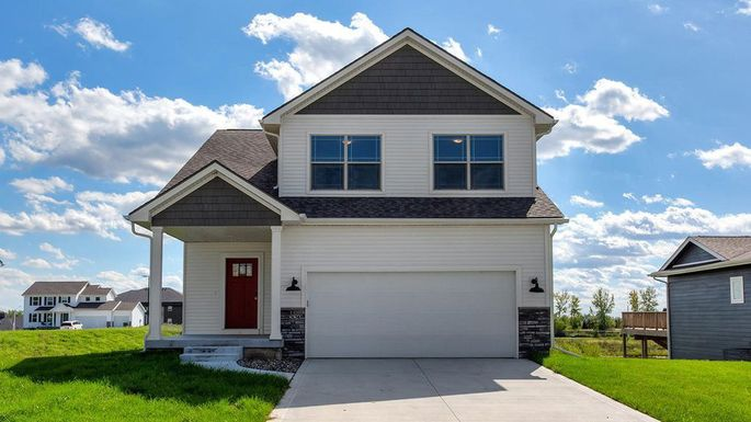 Three-bedroom home in Ames, IA