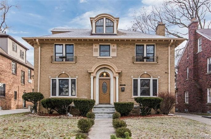 A four bedroom in Detroit for $299,000