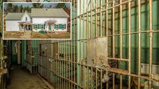 Quaint Vermont House Comes With a Unique Feature—Its Own 7-Cell Jail