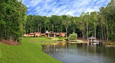 The Gambler's Auction: Kenny Rogers Selling 150 Acre Retreat