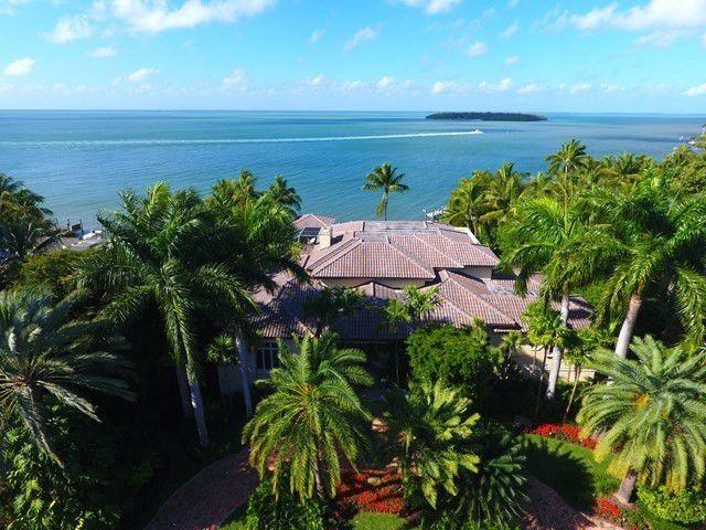 Kathie Lee Gifford's island home