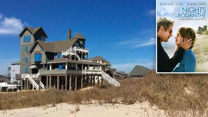 Restored Beach House From 'Nights in Rodanthe' on Market for $1.25M