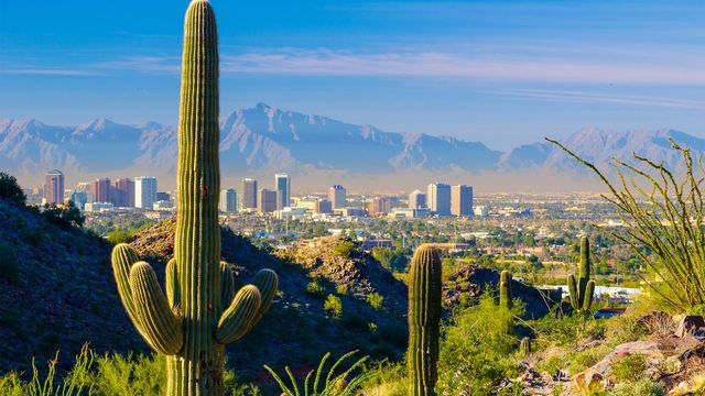 Phoenix is booming with... boomers.