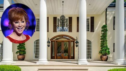 The Sad Ballad of Reba McEntire's Former Home Might End on a High Note