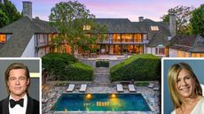 Most Expensive New Listing: Brad and Jen's Former Mansion Is Back, Listed for $44.5M