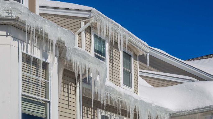 How To Winterize A House Tips To Prevent Ice Dams And