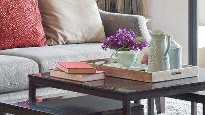 America's Most Searched-For Home Decor Item Solves Clutter Fast