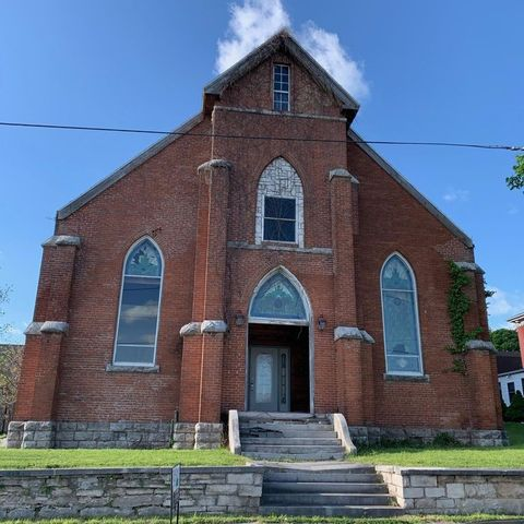 Pierce City MO converted church