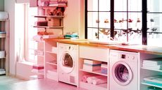 6 Easy DIY Projects To Give Your Laundry Room Some Love During Quarantine