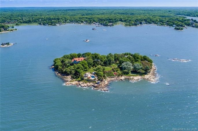 Buy Ct S Rogers Island And Its Updated Tudor Mansion For