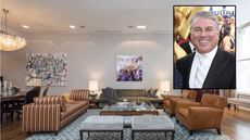 TV Executive Ted Harbert Selling His SoHo Loft for $10M
