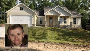 Duggar Watch: Jason Duggar Sells Arkansas House He Built for $234K
