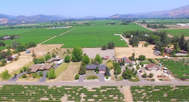 Aerial view of property (middle lot)